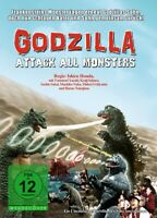 GODZILLA-ATTACK ALL MONSTERS - HONDA,ISHIRO   DVD NEU