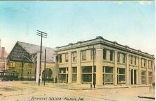 Muncie, IN x The Terminal Station 1908
