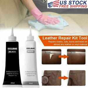 Leather Vinyl Repair Paste Filler Cream Putty Gel for Car Seat Sofa Shoes jacket
