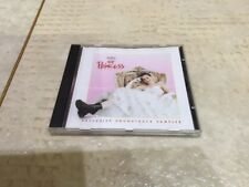 Various- Disney The Princess Diaries - Exclusive Soundtrack Sampler - 3 track CD