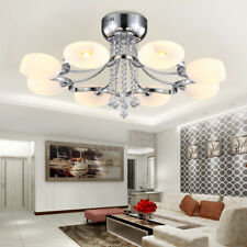 Stylehome Araña de Cristal Hängelamp Lámpara de Techo Led 6101