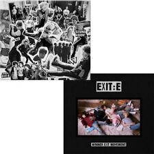 WINNER [EXIT:E] Mini Album RANDOM CD+68p P.Book+Can Botton+Film+Polaroid P.Card