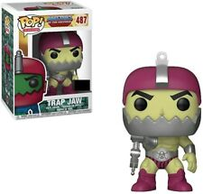 Funko POP! Masters of the universe Trap Jaw 487 Exclusive ** NEUF **