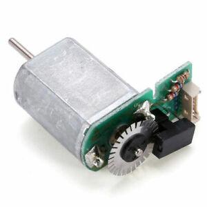Mabuchi 130 DC6V-12V 7800RPM Metal Speed Encoder Tachometer Motor AB Phase (L50)