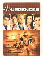 Urgences Saison 6 Coffret DVD