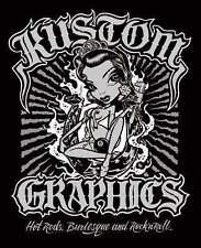 Kustom Graphics: Hot Rods, Burlesque and Rock 'n' Roll,Julian Balme,New Book mon