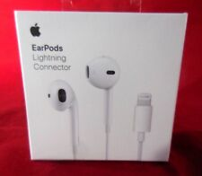Genuine Apple - EarPods with Lightning Connector - White  MMTN2AM/A