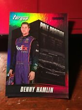 Denny Hamlin 2016 Panini Torque Pole Position #PP6