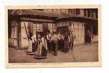 Scènes d'ALSACE - Groupe de buveurs   (A4786)