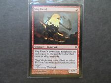 MAGIC THE GATHERING SLAG FIEND X4 NEW PHYREXIA