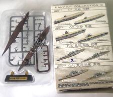 1/2000 SCALE MODEL F-TOYS NAVY KIT 3 #3A JAPAN WARSHIP CHIKUMA (FULL HULL)