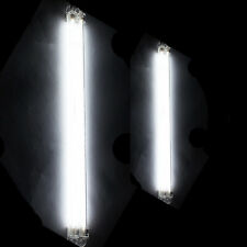 "Car White Undercar Underbody Neon Light CCFL Cold Cathode Tube 12"" + 6"""
