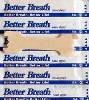 60 Nasal Strips Breathe Better/Reduce Snoring/Sleep Apnea Right Now  (Large)