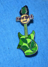 HARD ROCK CAFE 2013 Online SEASONS GUITAR PUZZLE SET 2 Pin # 70594