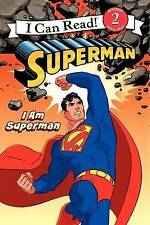 Superman: I am Superman by Michael Teitelbaum (Paperback, 2010) Early Reader