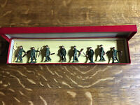 Britains Soldiers Regiments Of All Nations British Infantry #195 At The Trail
