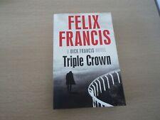 Triple Crown By Felix Francis Paperback Book