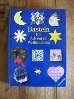 Buch Basteln für Advent & Weihnachten - Ravensburger -Harms-Kost&Perbandt K0495