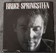Bruce Springsteen, brilliant disguise / lucky man, SP - 45 tours