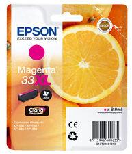 Cartucho tinta magenta Epson 33xl