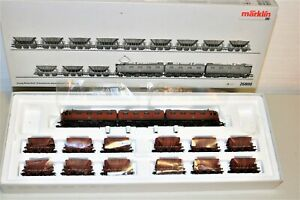 RARE Marklin 26800 SWEDISH SJ DM3 re train in weathered version -Limited Edition