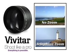 NEW PRO HD 2.2x TELEPHOTO LENS FOR FUJIFILM FINEPIX HS50EXR