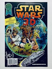 STAR WARS 3-D #1, Blackthorne 3-D Series #30, 1987, NM+, 9.6, CGC Ready