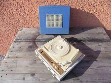 REELA ANCIEN ELECTROPHONE A REPARER AMPLI A LAMPE