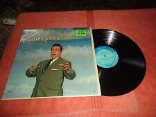 Mario Lanza - You Do Something To Me (RCA Camden CAL 450) VG / M IN CELLO MONO
