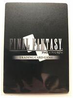 Final Fantasy TCG Opus 1 Wave 1 Rare Foil Cards
