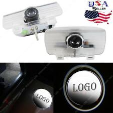 2pcs Projector Laser Door Welcome Shadow Logo Led Lights For Honda Accord