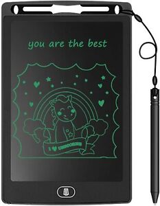 """12"""" Drawing Board Sketch Pad Doodle Writing Craft Art for Baby Kids Toys Gifts"""
