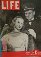 LIFE MAGAZINE JANUARY 6 1947