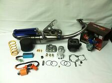 70 CC BIG BORE Power Pack For Yamaha Clone -2 Stroke WITH Jog Minairelli Engine