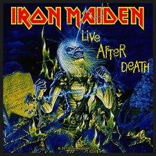 Iron Maiden - Live After Death [Patch/Aufnäher, Gewebt] [SP2526]