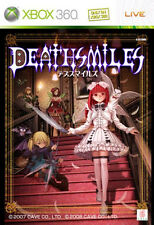 Used Xbox360 DEATH SMILES Japan Import Japanese Video Game Shooter Anime