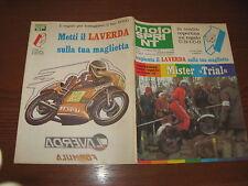 MOTOSPRINT 1978/8 SUZUKI RG 500 MORBIDELLI 125 YRIO VESTERINEN TRIAL