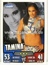 Slam attax rumble-tamina-smackdown