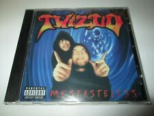 Twiztid Mostasteless Original 1998 CD Psy 1019 ICP