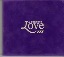 (EV427) A Perfect Love 3, 40 tracks various artists - 2000 double CD