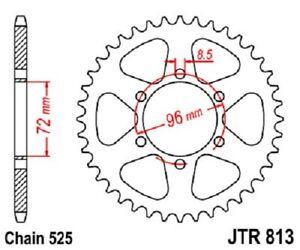 JT Sprockets Steel Rear Sprocket 39T 525 Pitch JTR813.39