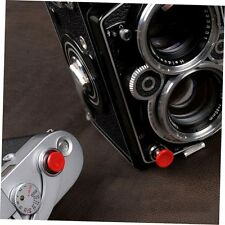 1Pcs Red Metal Soft Shutter Release Button for Fujifilm X100 SLR Camera G#