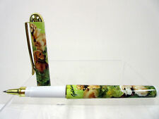 New Golden Retriever Dog Roller Ball Pen in Gift Box by Ruth Maystead