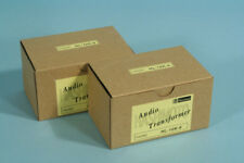 A Pair of Hashimoto Line Input/Output Transformers HL-10K-6 10K : 150/600 Ohms