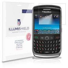 iLLumiShield Anti-Bubble/Print Screen Protector 3x for BlackBerry Curve 8900