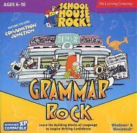 SCHOOLHOUSE GRAMMAR ROCK PC GAME +1Clk Windows 10 8 7 Vista XP Install