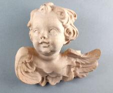 alter Holzengel, Putte,  Engel   geschnitzt