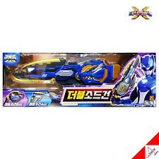 MINIFORCE 2019 PENTA X DOUBLE SWORD GUN Bolt Volt Lazer Weapon Transweapon Toy