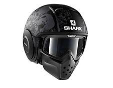 Shark Casque Moto Drak Sanctus Noir Gris Taille S 5