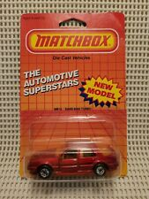 Matchbox  - Saab 9000 Turbo - # MB 15 - ***New On Card***